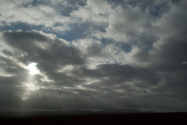 Iceland Sky